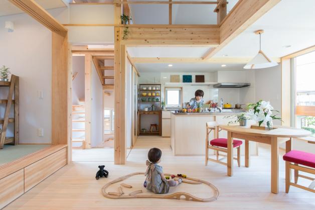 分譲の家ko-bako